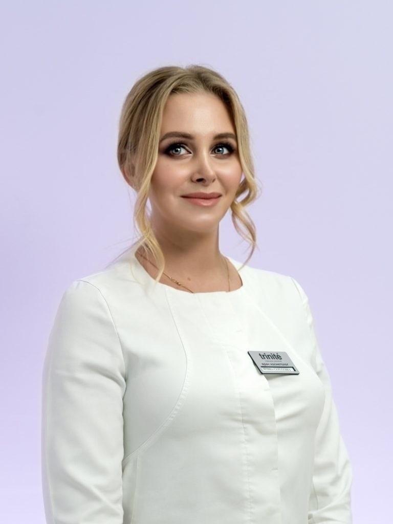 Швецова Ирина Сергеевна