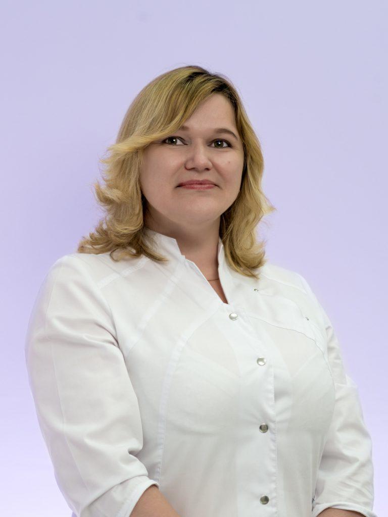 Соромятникова Наталья Сергеевна