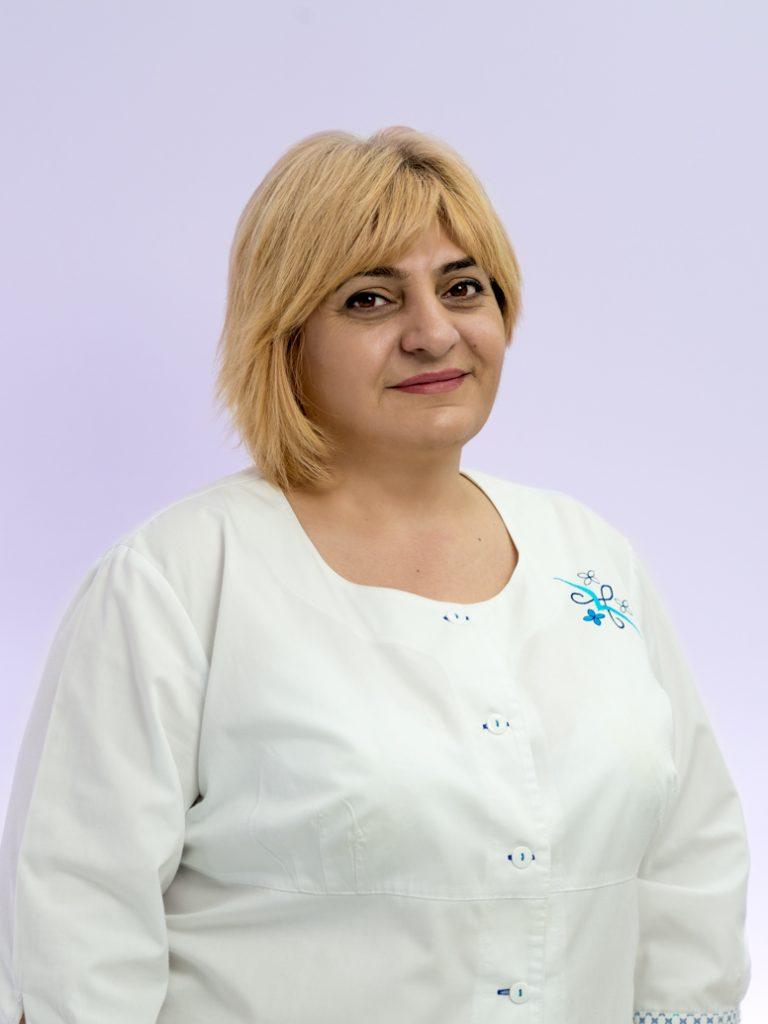 Саркисян Наира Лавриковна