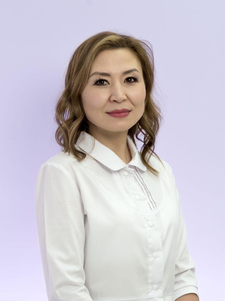 Корлыханова Айгуль Ельденовна