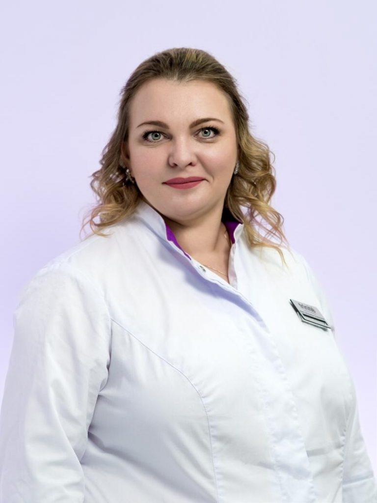 Ларина Наталья Владимировна